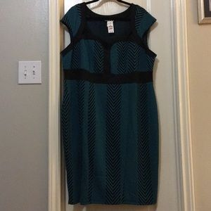 Bodycon dress from Wet Seal
